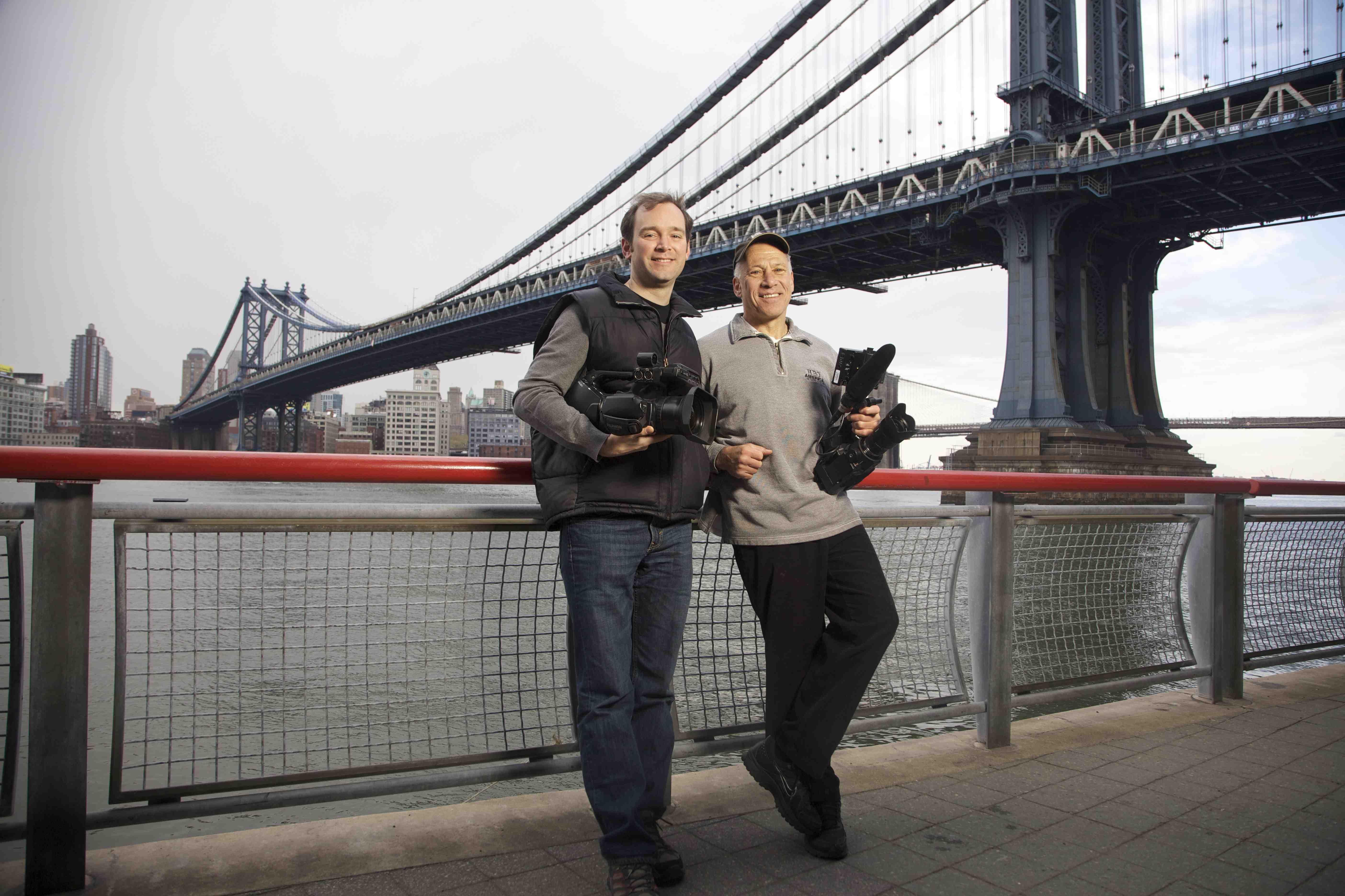 Jon Alpert and Matthew O'Neill